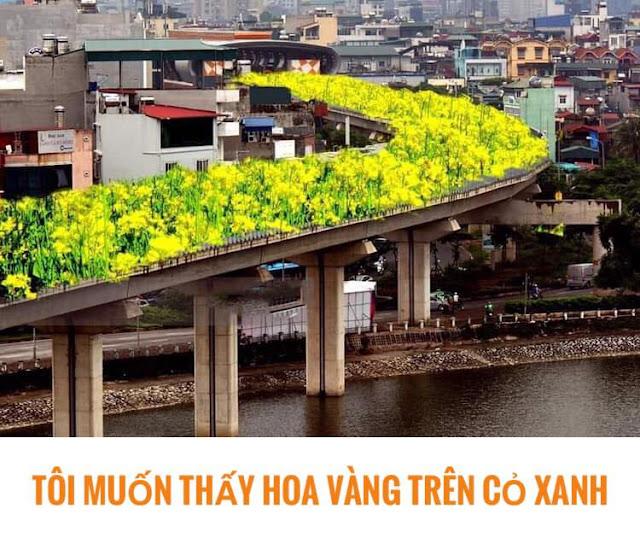 """Những """"sáng kiến hay"""" cho đường sắt Cát Linh-Hà Đông"""