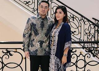 Fitri Ayu dan Suaminya