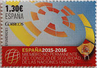 ESPAÑA 2015-2016. MIEMBRO NO PERMANENTE DEL CONSEJO DE SEGURIDAD DE NACIONES UNIDAS