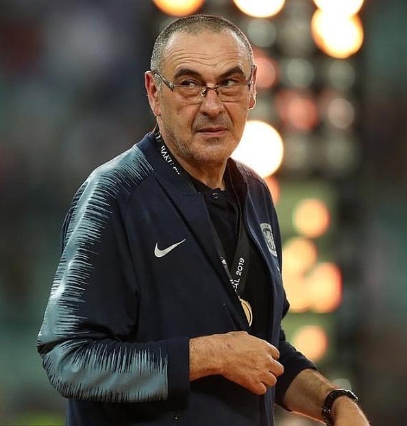LagbajaSports || Chelsea boss Maurizio Sarri set to be named new Juventus manager