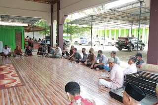 Fachrori Umar Cagub Jambi No Urut 2 Kunjungi Sarolangun Dan Disambut Antusias Oleh Warga
