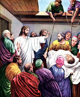 Paralytic Healed - clipart.christiansunite.com