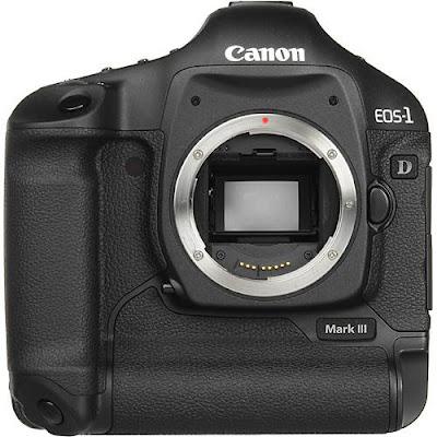Canon EOS-1D Mark IIIソフトウェアのダウンロード