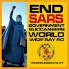 ALORA National Sally For End Sars