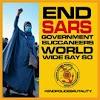 ALORA National Sally For End Sars