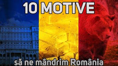 10 lucruri pe care nu le stiai despre Romania/romani