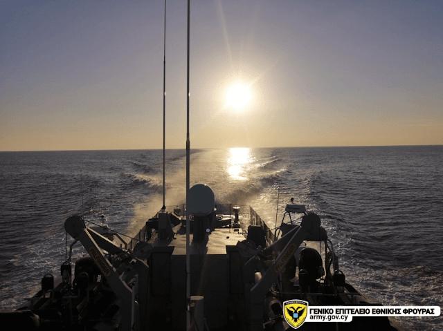 Επιχειρησιακή Συνεκπαίδευση Εθνικής Φρουράς με το Ελληνικό Πολεμικό Ναυτικό