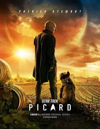 Download star Trek Picard S01 Hindi 480p