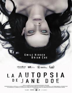 La autopsia de Jane Doe (2016)