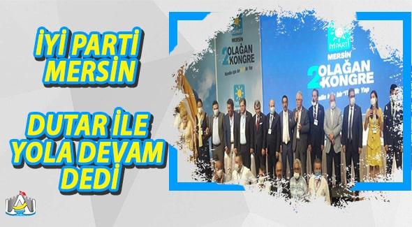 Mersin Haber, İYİ Parti Anamur, SİYASET,