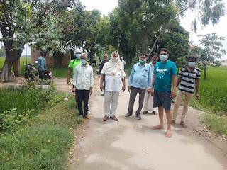 साप्ताहिक गंदगी मुक्त भारत अभियान : प्रदेश सचिव संजय यादव के प्रयास से गांव में हुई साफ—सफाई   #NayaSaveraNetwork
