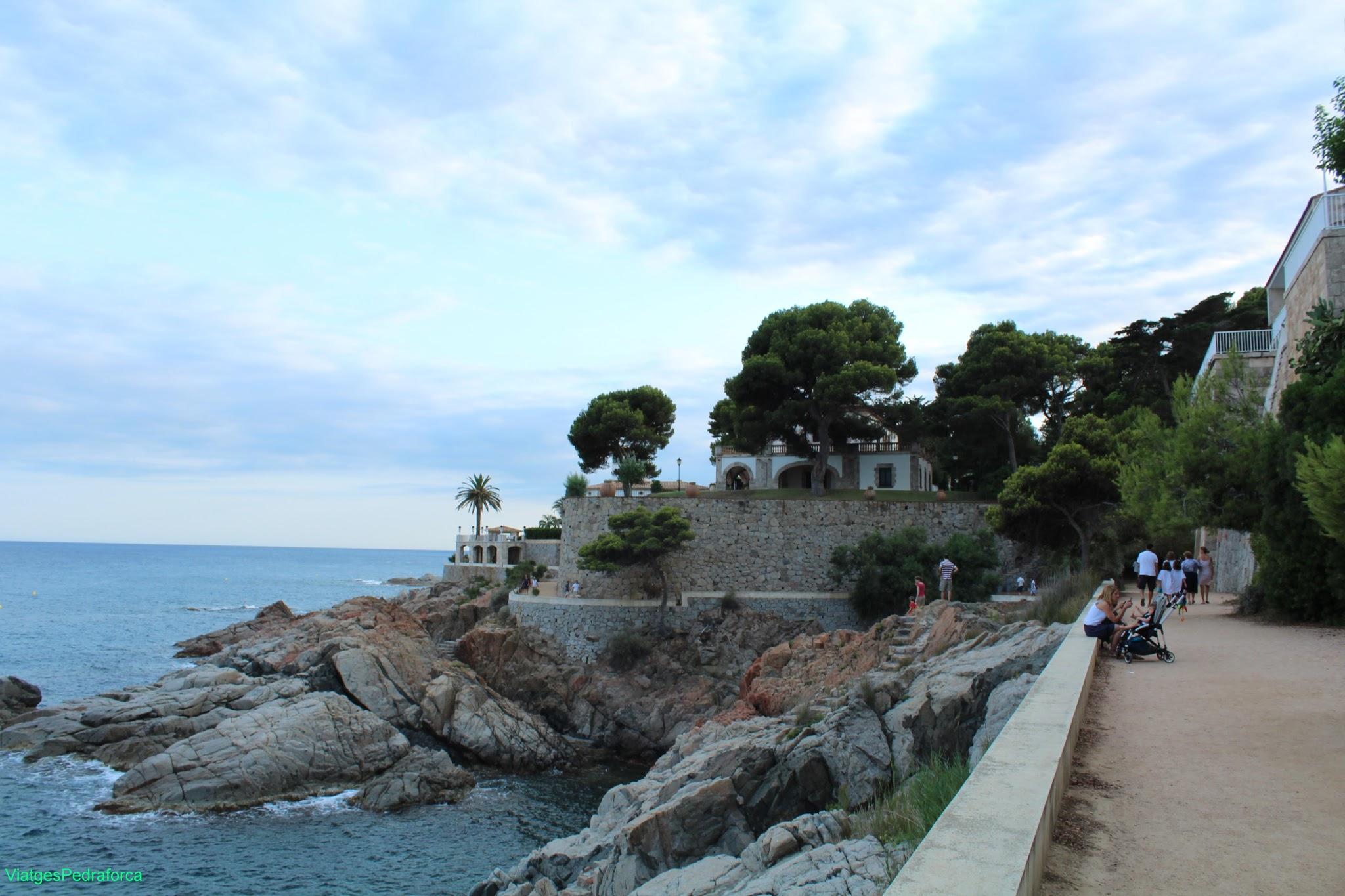 Camí de Ronda de S'Agaró, Costa Brava, Baix Empordà