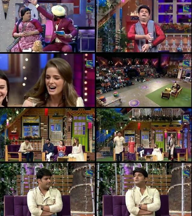The Kapil Sharma Show 30 Oct 2016 HDTV 480p
