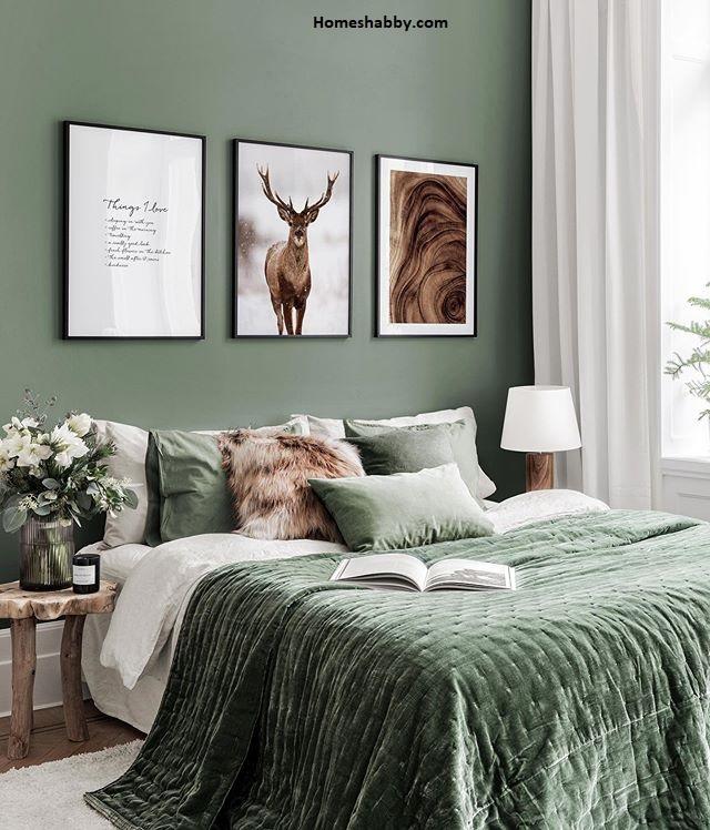 Beberapa Pilihan Warna Cat Tembok untuk Kamar Tidur yang ...