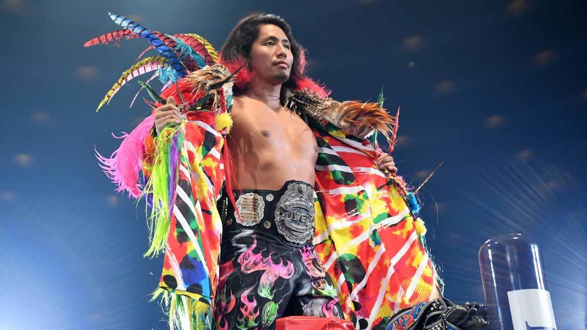 Hiromu Takahashi está liberado para voltar aos ringues