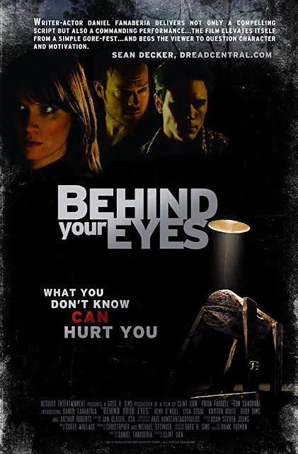 Behind Your Eyes (2011) ταινιες online seires xrysoi greek subs