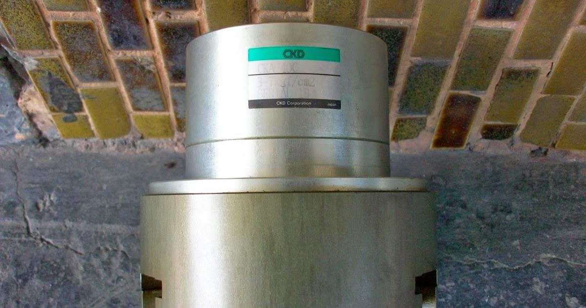 僑大機械五金行: CKD CKA 25C-C 三爪式氣動夾手