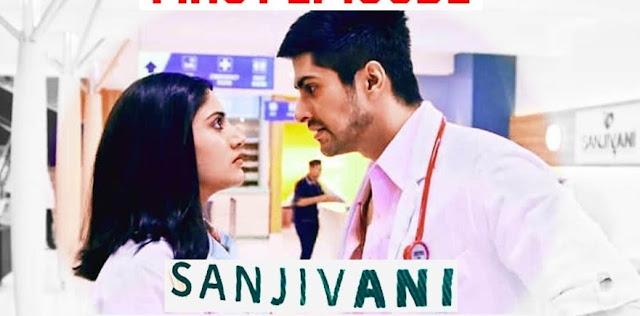 High Voltage Drama  : Ishani Sid's one on one challenge in Star Plus Sanjivani 2