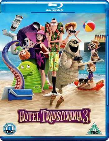 Hotel Transylvania 3 (2018) Dual Audio Hindi ORG BluRay 300MB Full Movie Download
