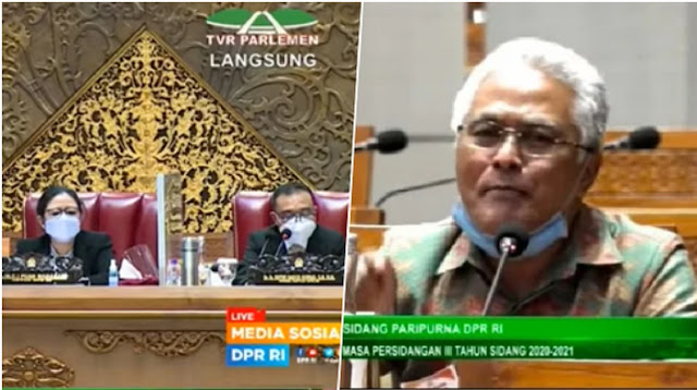 Kejadian Lagi, Mic Anggota DPR Dimatikan saat Protes SKB 3 Menteri tentang Seragam Keagamaan