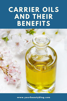 A list of carrier oils and their benefits. Choose the best carrier oil for face, for hair, skin, or for roller bottles. How to use carrier oils in DIY beauty recipes. What are carrier oils? Use them for perfume or other diy beauty recipes for body. Get the benefits of popular oils like coconut or castor. Carrier oils 101. What is a carrier oil? Use them in natural remedies and get recipe ideas and tips. How to choose the best carrier oils for essential oils. #carrieroils