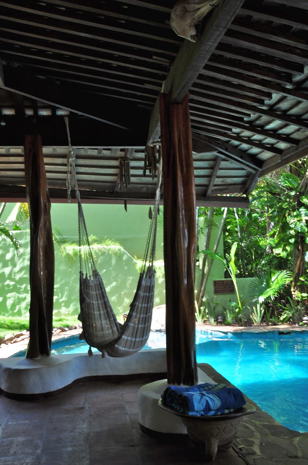 Tamarindo Costa Rica Daily Photo Pool Amp Hammock At Sueno