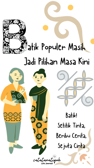 Motif Batik Populer
