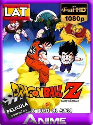 Dragon Ball Z El Hombre Más Fuerte Del Mundo (1990) LatinoHD [1080P] [GoogleDrive] RijoHD