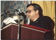 Francisco González Anguita, Pregonero 1987