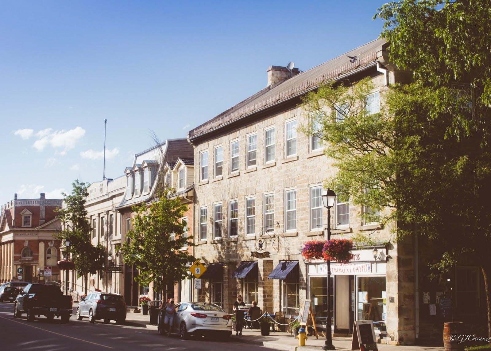 Short Day Trip from Ottawa: Perth, Ontario
