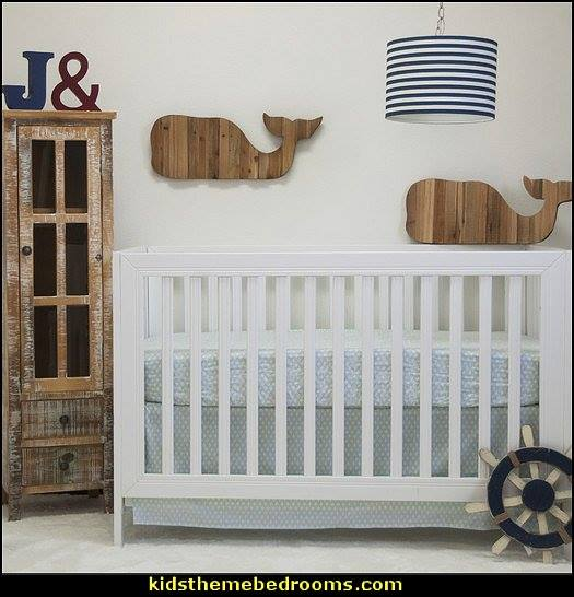 nautical baby bedroom decorating ideas - nautical nursery decor - sailboat nursery decor - nautical nursery wall decals - nautical crib bedding - nautical baby bedrooms nautical baby decor - baby kids nautical decor - little girls nautical nursery - boys nautical nursery - Nautical nursery lighting - decorating with stripes - nautical rugs