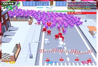 تحميل لعبة crowd city