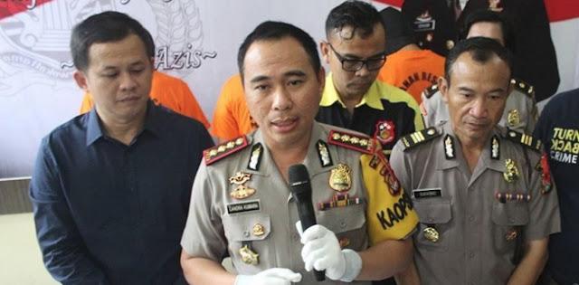 Lagi, Densus 88 Tangkap Terduga Teroris Asal Bekasi Di Lampung