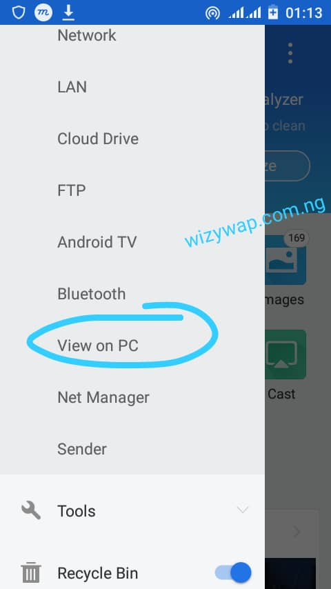 How to transfer files from your phone to PC using hotspot