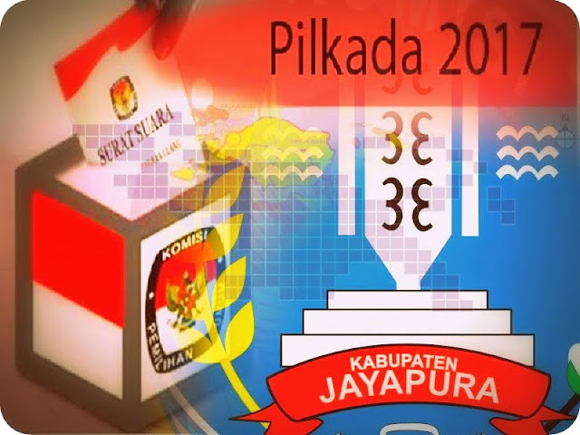 KPU Jayapura Revisi PSU ke Tanggal 19 Juli 2017