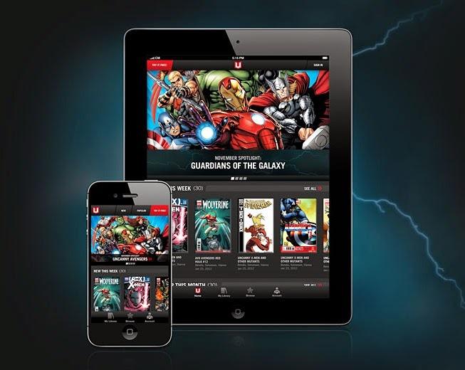 Marvel llega al rescate durante esta cuarentena y regala todos sus cómics en línea
