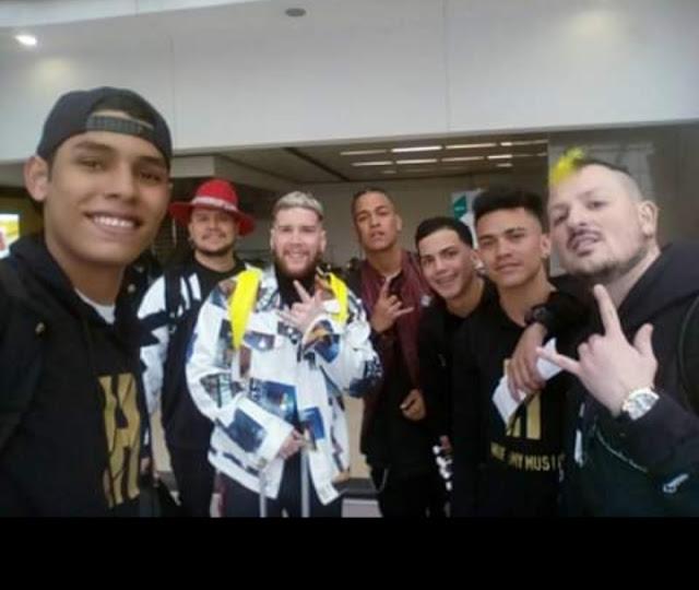 "FARÁNDULA: Agrupación musical ""Hufamy Music"" dirá presente en audiciones de factor x Colombia. (SELLO APUREÑO)"