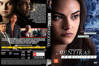 Filme Mentiras Perigosas (Dangerous Lies) DVD Capa