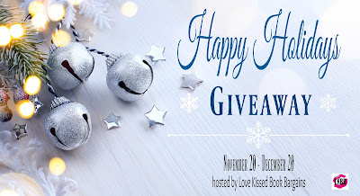 Happy Holidays Giveaway...romance is in the air!