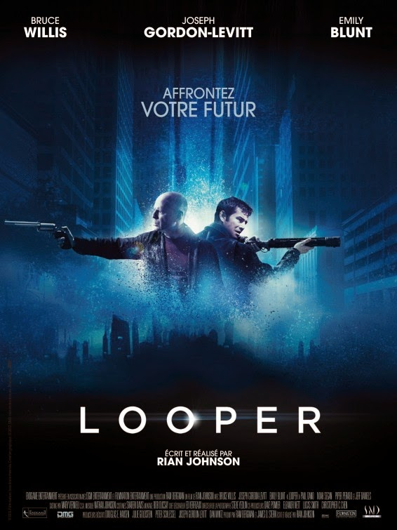 Looper - Αντιμέτωποι με το χρόνο (2012) ταινιες online seires xrysoi greek subs