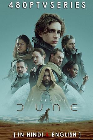 Dune (2021) Full Hindi (CAM Audio) Dual Audio Movie Download 1080p 720p 480p Web-DL