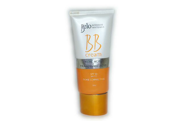 Belo Intensive Whitening BB Cream SPF 50