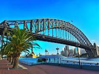 Jembatan Baja Terbesar di Australia