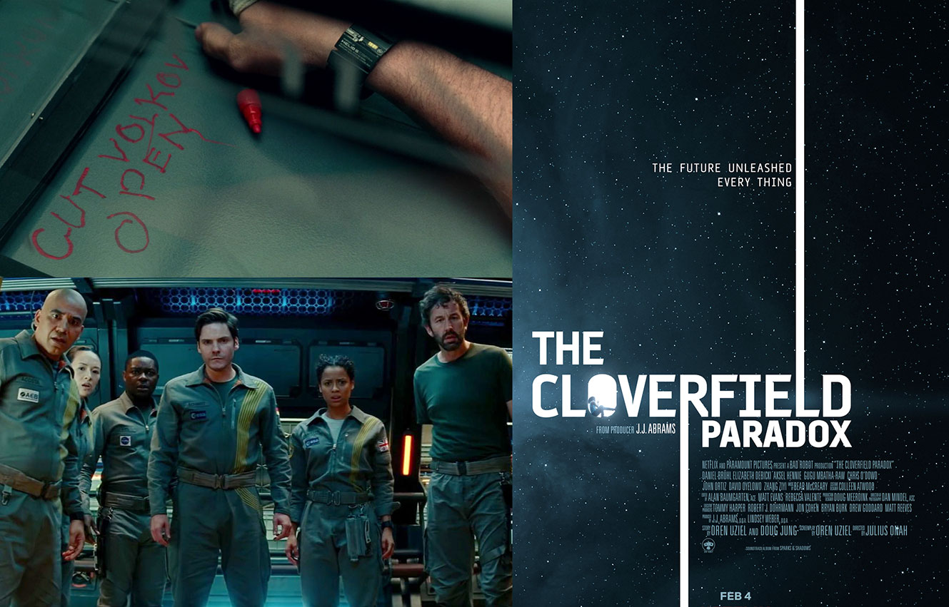 NUTS4R2: The Cloverfield Paradox