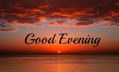 good evening message