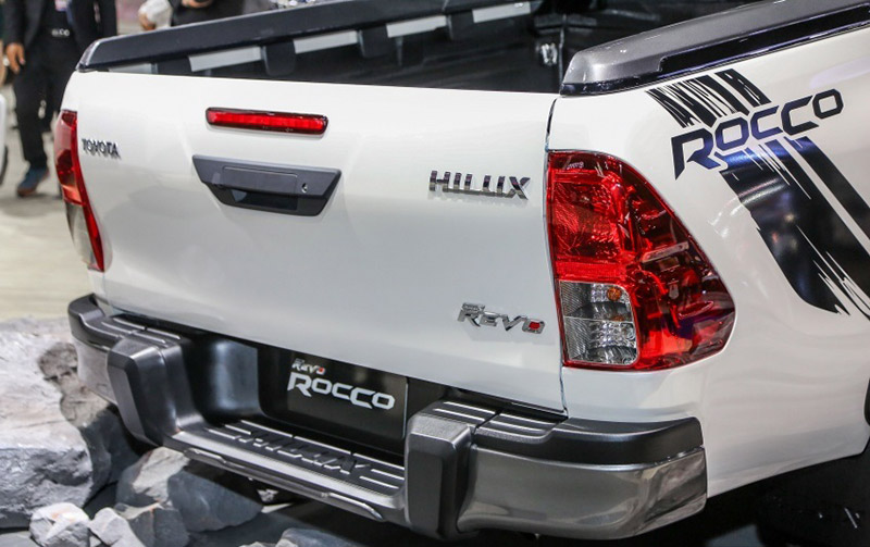 Toyota 8th Generation Hilux Revo Rocco 2018 Facelift In Malaysia