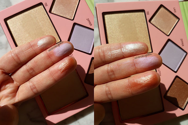 the layers highlighting palette pixi pretties collection