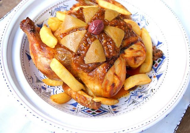 M Hammer En Cuisine Marocaine Briocuit Cuisine Marocaine