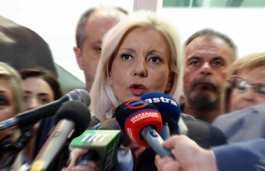 """Η Ρένα Καραλαριώτου δηλώνει μετά το εκλογικό αποτέλεσμα: """"Είμαστε υπερήφανοι για τον αγώνα και το όραμά μας"""""""