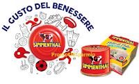 Logo Simmenthal '' Il gusto del benessere'' per vincere 8 abbonamenti annuali per lo sport!